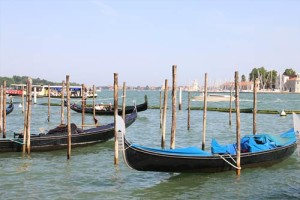 La partenza da Venezia