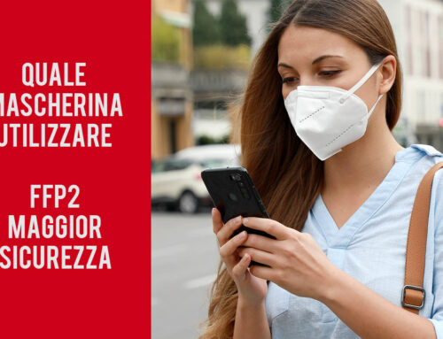 Quale mascherina utilizzare ? FFP2 piú sicura