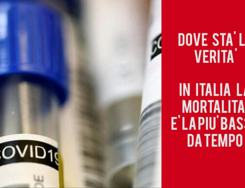 Ci sarà anche il Covid, ma in Italia si muore meno degli altri anni