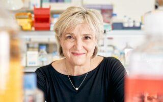 Grazie alla ricerca della dottoressa Lucia Mori si cerca un terapia contro il cancro.