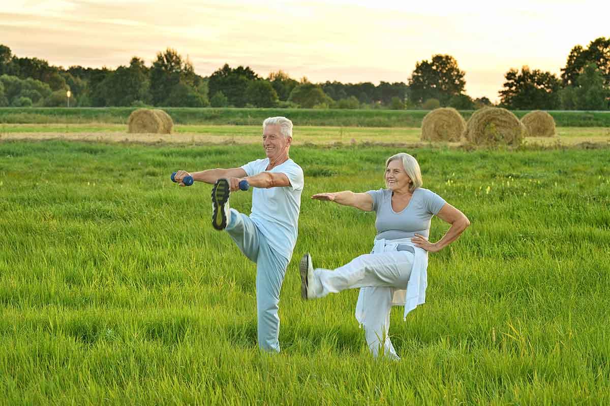 fare esercizio fisico allunga la vita