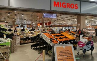 Migros apre negozio senza personale